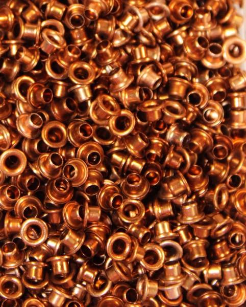 "1/8"" Antique Brass Eyelets-25 per pack"
