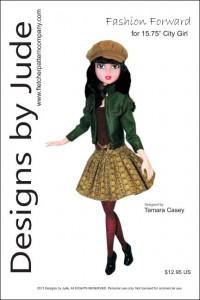 """Fashion Forward for 15.75"""" City Girl PDF"""