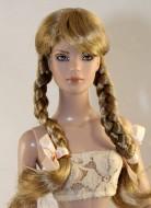 Kathy Dbl Braid Wig  size 4-5