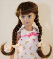 Kathy Dbl Braid Wig  size 5-6