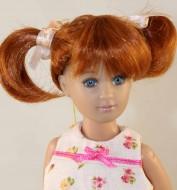 Mei Carrot Pony Tail Wig  size 5-6, Deja Vu, Senson