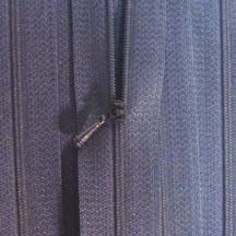 "12"" Navy Blue Zipper"