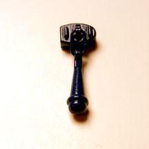 Navy Blue Zipper Slider