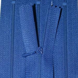 """12"""" Navy Blue Zipper"""