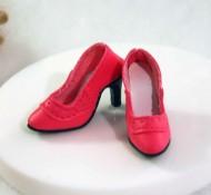 Pink Oxford Heels 50mm, for Ellowyne, Cami