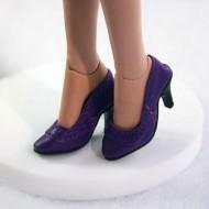 Purple Oxford Heels 50mm, for Ellowyne, Cami