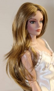 Pretty Girl Ginger Brown Wig  size 5-6