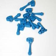 Turquoise Zipper Pull