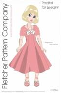 PDF Leeann's Recital 2007