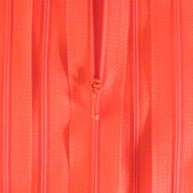 """4 1/2"""" Red Zipper"""