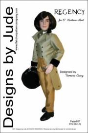 """Regency Suit for 19"""" Mortimer Mort PDF"""