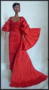 """Rememberence for 12"""" Fashion Dolls Printed"""