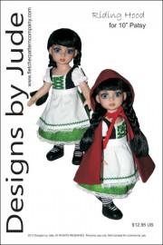 "Riding Hood for 10"" Patsy & Ann Estelle PDF"