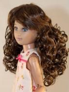 Sassy Wig  size 5-6