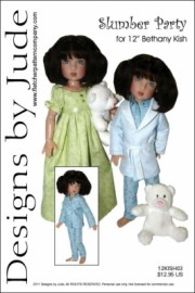 "Slumber Party for 12"" Kish Bethany PDF"