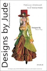 "Feeling Steamed for 22"" American Models PDF"