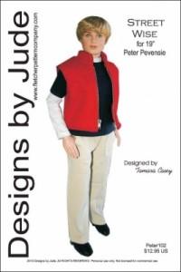 """Street Wise for 19"""" Peter Pevensie PDF"""