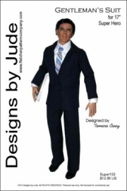 Gentleman Suit for Super Heros and Jacob PDF