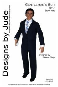 Gentleman Suit for Super Heros and Jacob PDF