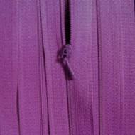 """4 1/2"""" Violet Zipper"""