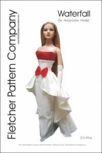 Waterfall for American Model Printed