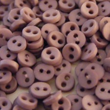 """1/8"""" Wine Stain Buttons"""