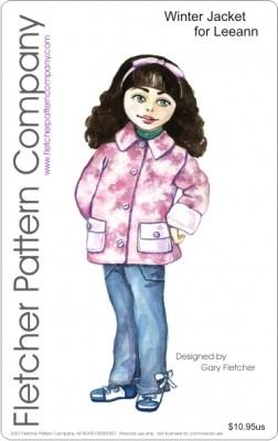 Winter Jacket for Leeann Printed