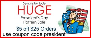 Designs by Jude featuring Fletcher Pattern Company